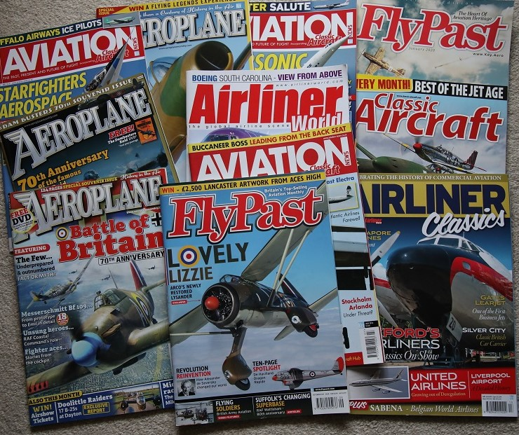 Aviation Magazines list 3