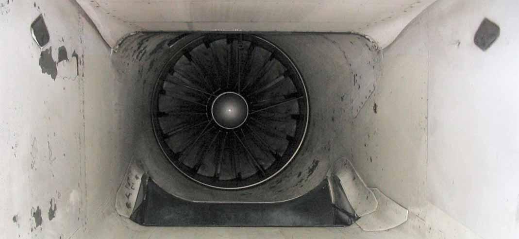 Concorde intakes